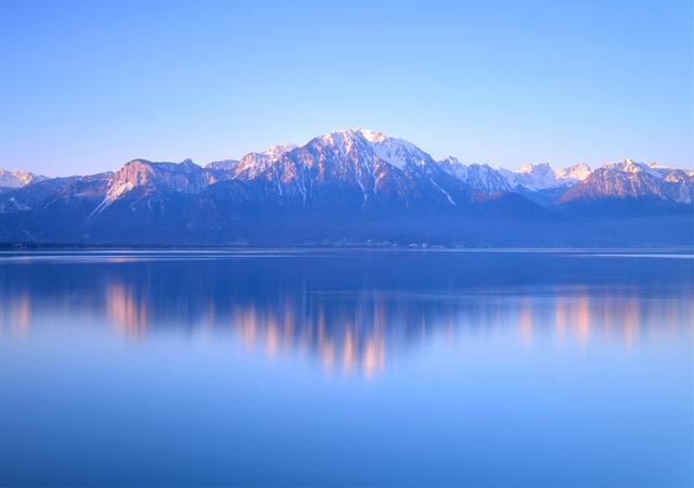 GR5 lake Geneva to Chamonix trip