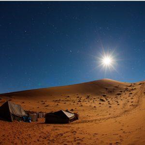 Sahara morocco trek